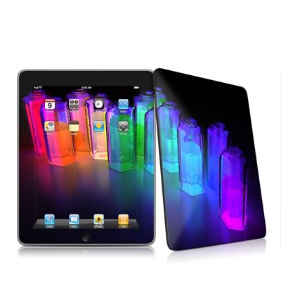 iPad Skin - Dispersion