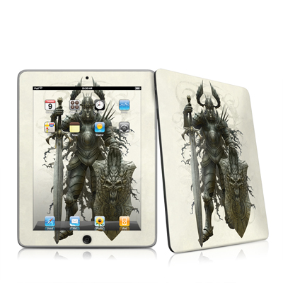 iPad Skin - Dark Knight