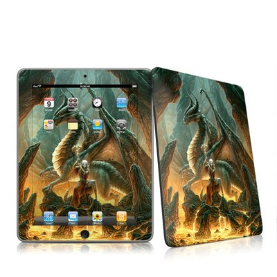iPad Skin - Dragon Mage