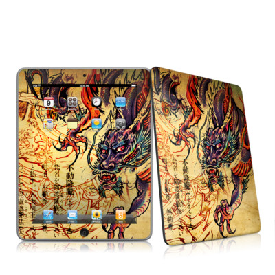 iPad Skin - Dragon Legend