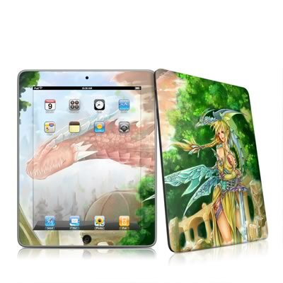 iPad Skin - Dragonlore