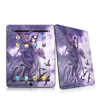 iPad Skin - Dragon Sentinel