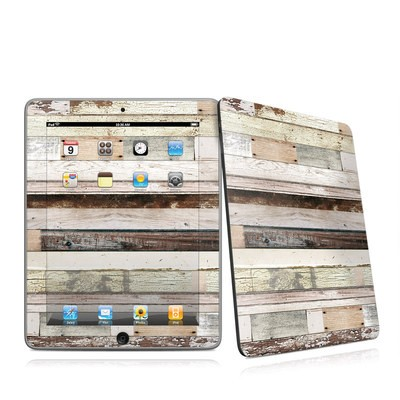 iPad Skin - Eclectic Wood