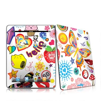 iPad Skin - Eye Candy