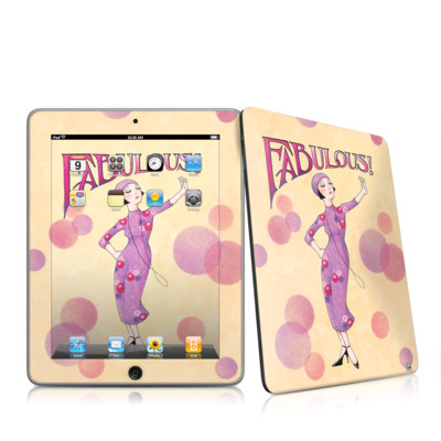iPad Skin - Fabulous