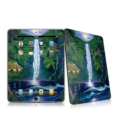 iPad Skin - In The Falls Of Light