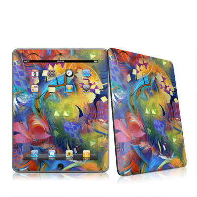 iPad Skin - Fascination