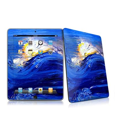 iPad Skin - Feeling Blue