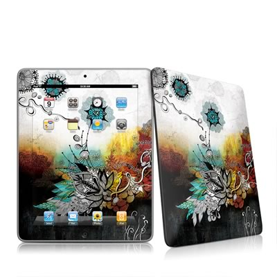 iPad Skin - Frozen Dreams