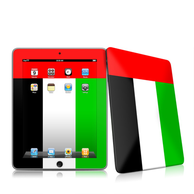 iPad Skin - United Arab Emirates Flag