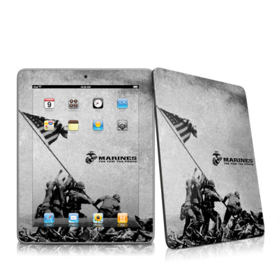 iPad Skin - Flag Raise