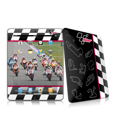 iPad Skin - Finish Line Group