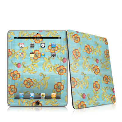 iPad Skin - Garden Jewel