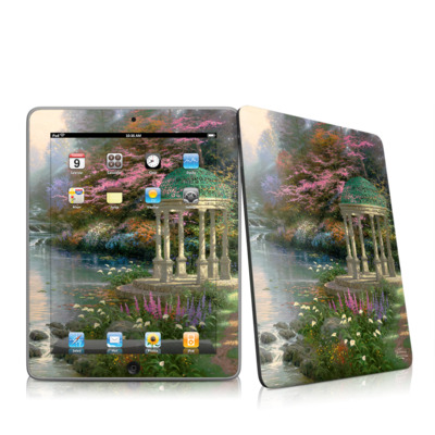 iPad Skin - Garden Of Prayer