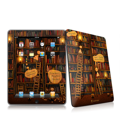 iPad Skin - Google Data Center