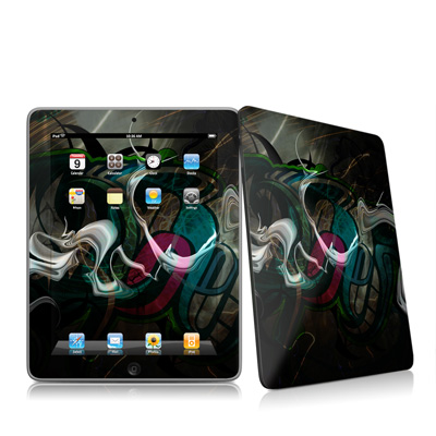 iPad Skin - Graffstract