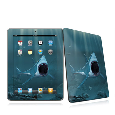 iPad Skin - Great White