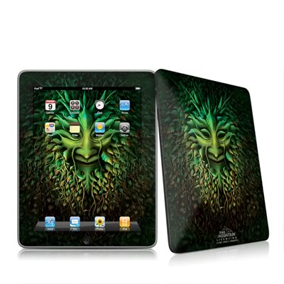 iPad Skin - Greenman