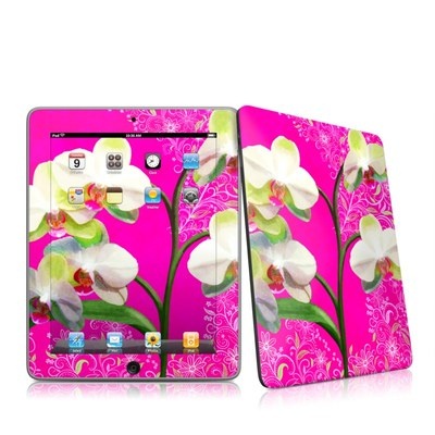 iPad Skin - Hot Pink Pop