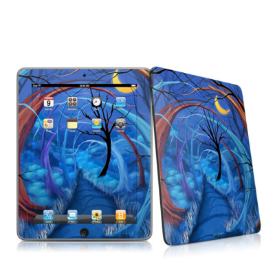 iPad Skin - Ichabods Forest