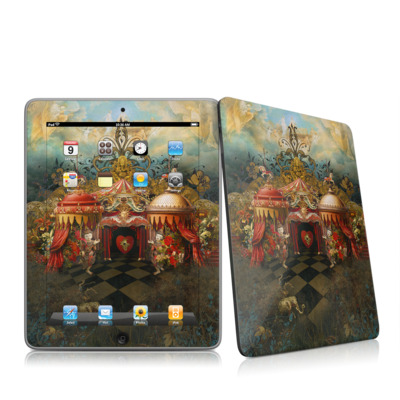 iPad Skin - Imaginarium