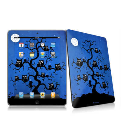 iPad Skin - Internet Cafe