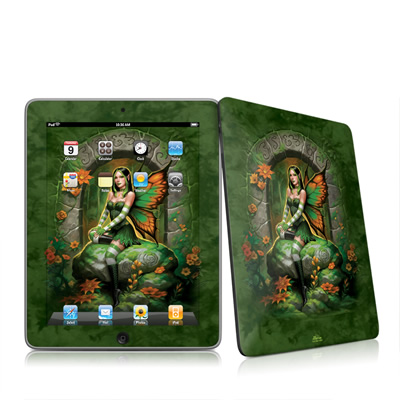 iPad Skin - Jade Fairy
