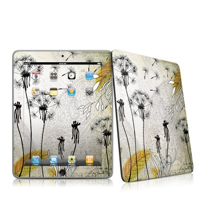 iPad Skin - Little Dandelion