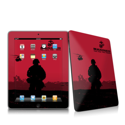 iPad Skin - Leadership