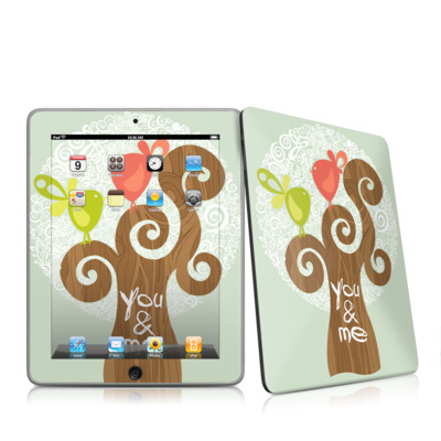 iPad Skin - Two Little Birds