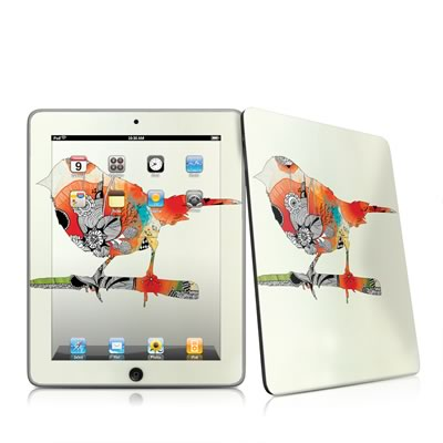 iPad Skin - Little Bird