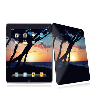 iPad Skin - Mallorca Sunrise
