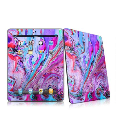 iPad Skin - Marbled Lustre