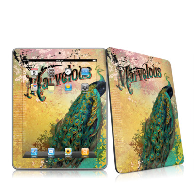 iPad Skin - Marvelous