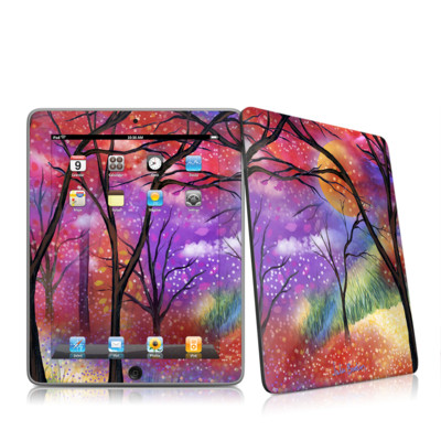 iPad Skin - Moon Meadow