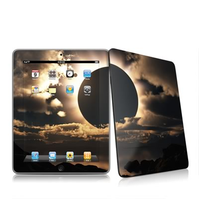iPad Skin - Moon Shadow