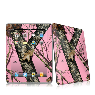 iPad Skin - Break-Up Pink