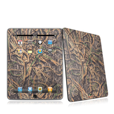 iPad Skin - New Shadow Grass