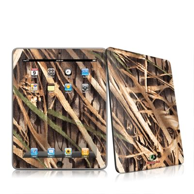 iPad Skin - Shadow Grass