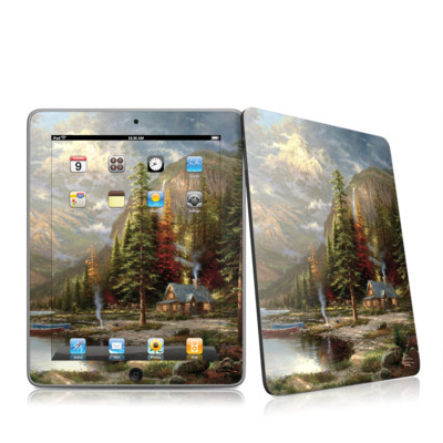 iPad Skin - Mountain Majesty