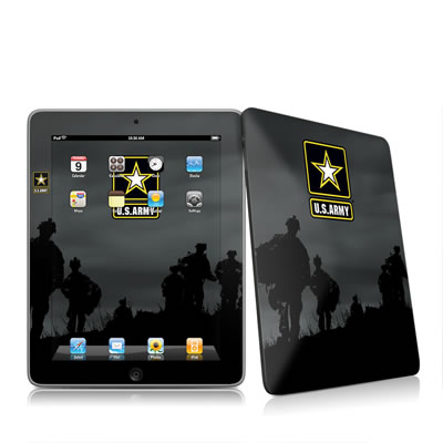 iPad Skin - Night Action
