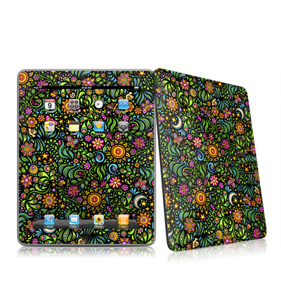 iPad Skin - Nature Ditzy