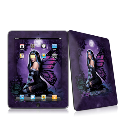 iPad Skin - Night Fairy