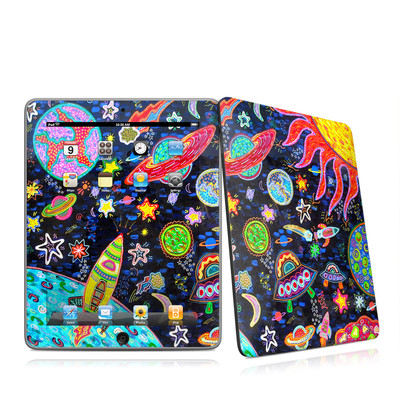 iPad Skin - Out to Space