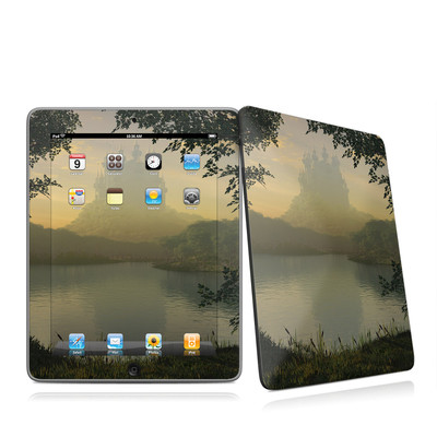 iPad Skin - Once Upon A Time