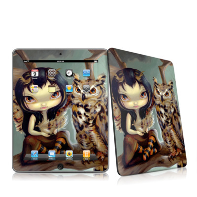 iPad Skin - Owlyn