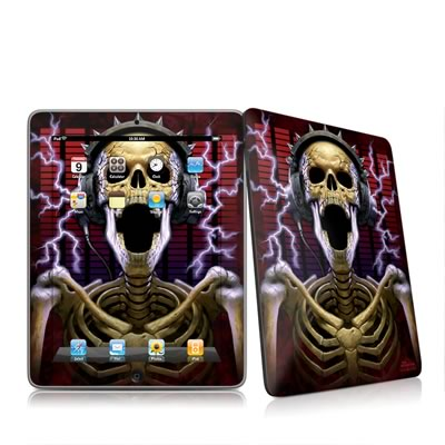 iPad Skin - Play Loud