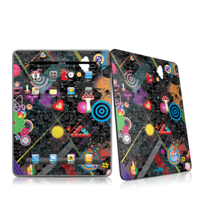 iPad Skin - Play Time