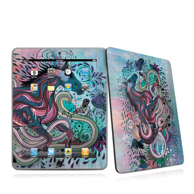 iPad Skin - Poetry in Motion