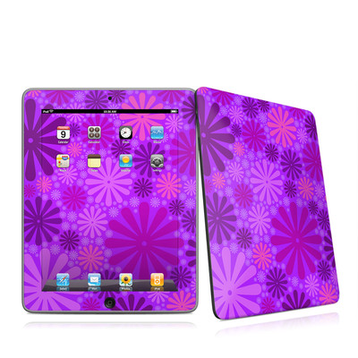 iPad Skin - Purple Punch